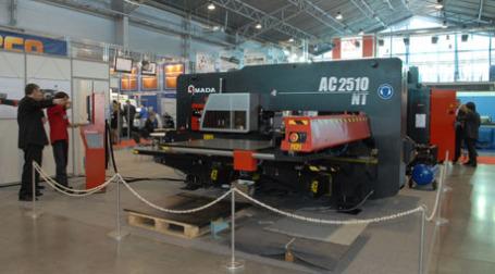 Выставка машиностроительной продукции. Фото: promexpo.lenexpo.ru