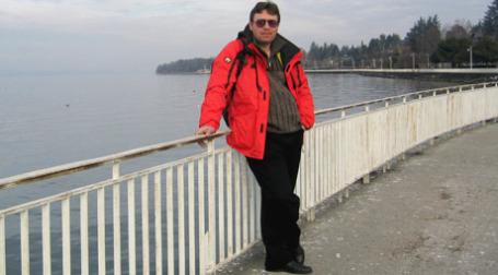Олег Самойлов. Фото из личного архива
