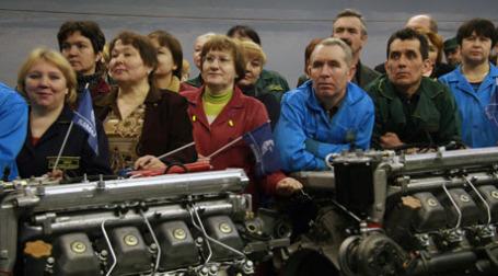 Остановка заводов КАМАЗ начнется с планового отпуска сотрудников. Фото: kamaz.net