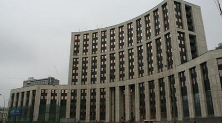 Здание Внешэкономбанка. Фото: BFM.ru