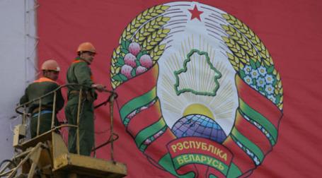 Подготовка к празднованию Дня Независимости в Минске. Фото: ИТАР-ТАСС
