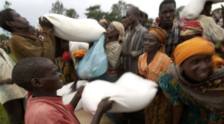 Глобальный кризис превращается в «гуманитарную катастрофу». Фото: AFP