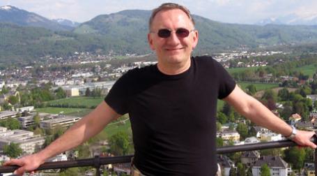 Игорь Лавровский. Фото: личный архив