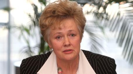 Лариса Баринова. Фото: личный архив