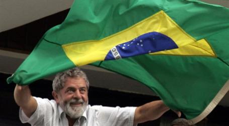 Президент Бразилии Луис Инасиу Лула да Силва. Фото: AFP
