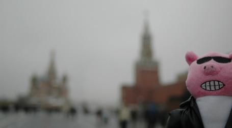 Красная площадь. Фото: Marcus Povey/flickr.com