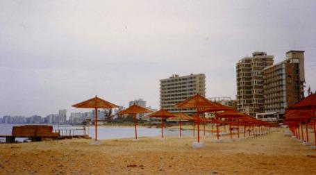 Пустынный кипрский пляж. Фото: vali/flickr.com