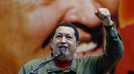Уго Чавес. Фото: Bernardo Londoy/flickr.com