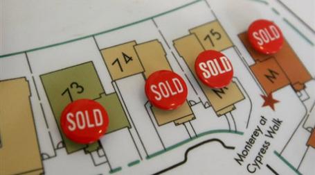 Региональные власти поощряют рядовых американцев покупать дома. Фото: AFP
