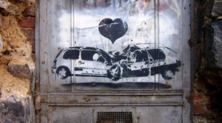 Граффити. Фото: martin zoul/flickr.com