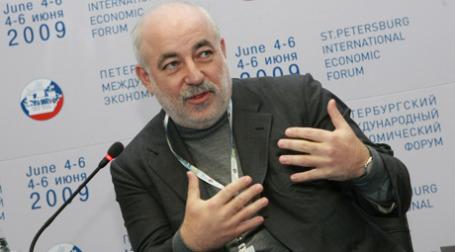 Виктор Вексельберг. Фото: РИА Новости