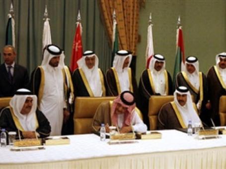 Подписание соглашения о создании единой валюты. Фото: AFP