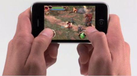 Демонстрация возможностей iPhone 3GS в ролике Apple
