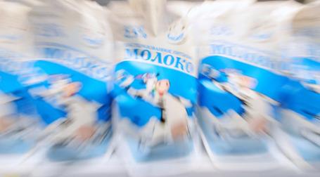 Молоко. Фото: РИА НОВОСТИ