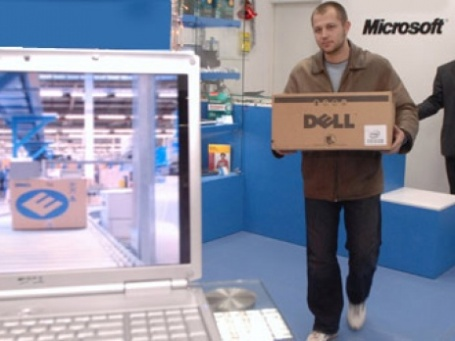 Покупатели ноутбуков получают в виде