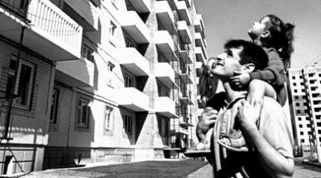 В случае роста доходов населения вероятен рост цен на квартиры в новостройках. Фото: ИТАР-ТАСС