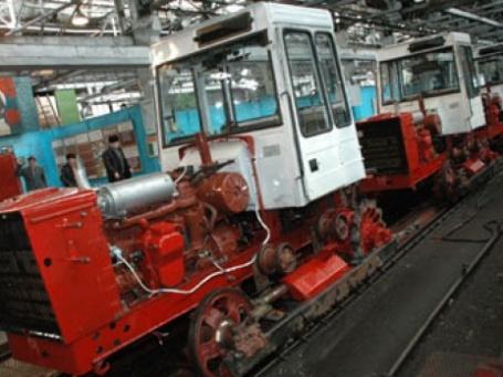 Алтайский тракторный завод. Фото: PhotoXPress