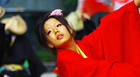 Японская девушка. Фото: daita saru/flickr.com
