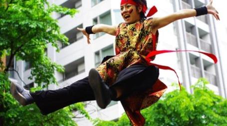 Фестиваль японской культуры. Фото: daita saru/flickr.com