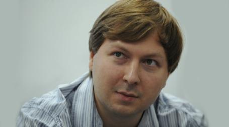 Генеральный директор Mail.ru Дмитрий Гришин. Фото: Митя Алешковский/BFM.ru