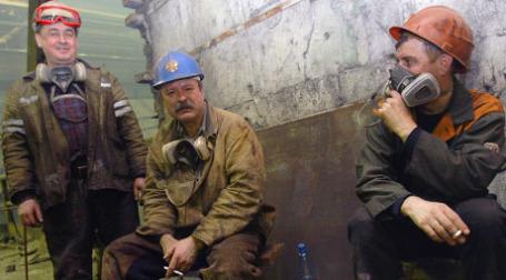 Металлургические предприятия возвращаются к докризисным мощностям. Фото: РИА Новости
