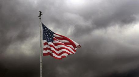 Американский флаг. Фото: Chris A/flickr.com
