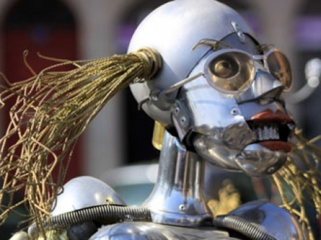 Робот. Фото: jenny downing/flickr.com