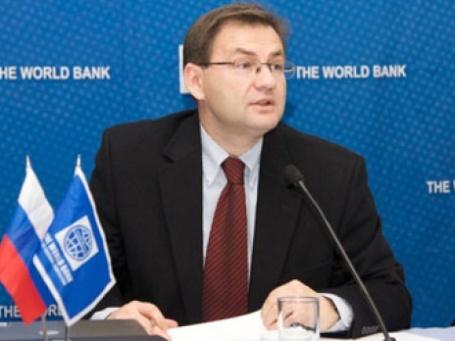 Главный экономист Всемирного банка по России Желько Богетич. Фото:  World Bank - Russia/flickr.com