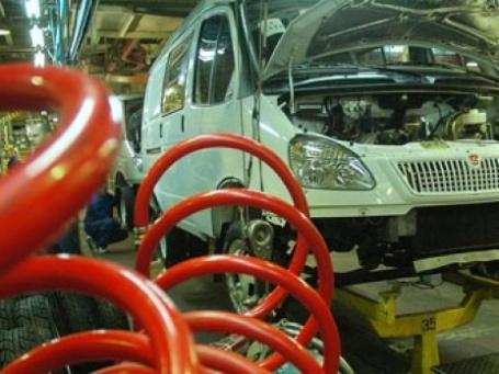 Группа ГАЗ планирует проредить ряды работников. Фото: РИА Новости