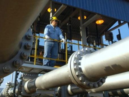 Начало строительства газопровода в рамках проекта Nabucco намечено на 2011 год. Фото: napi.hu