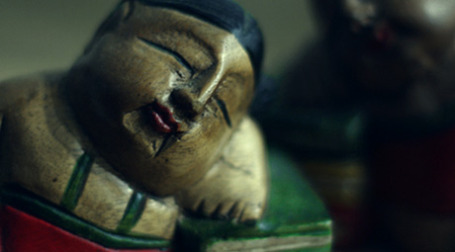 Деревянная фигурка. Фото:  s.o.m.o/flickr.com