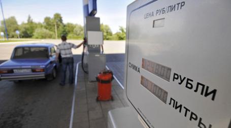 АЗС. Фото: РИА Новости