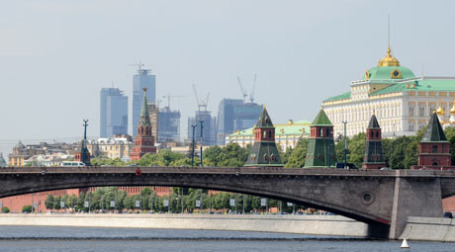 Вид Москвы. Фото: Митя Алешковский/BFM.ru