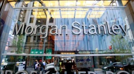 Штаб-квартира Morgan Stanley в Нью-Йорке. Фото: AFP
