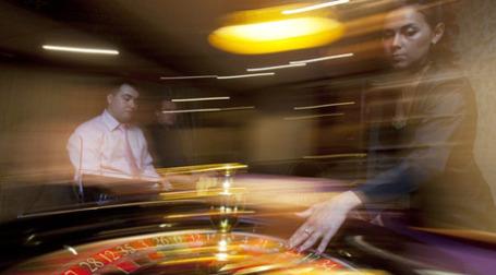 Игровой зал казино. Фото: РИА Новости
