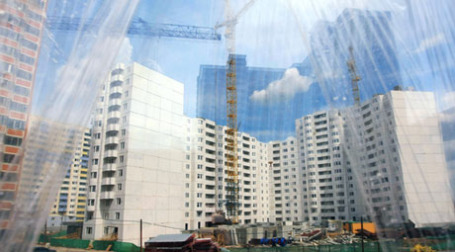 Квартиры в новостройках. Фото: РИА Новости