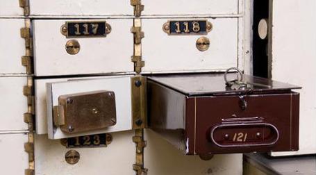 Сейфовая банковская ячейка. Фото: doxadigital/flickr.com