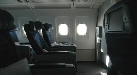 Сидения бизнес-класса в самолете. Фото: caribb/flickr.com