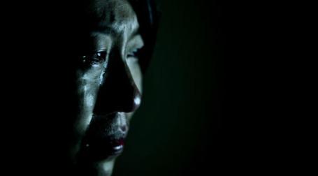 Китайская женщина плачет. Фото: lille abe - off to poland/flickr.com