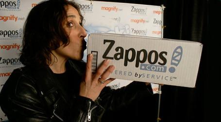 Компания Zappos известна своим внимательным отношением к клиентам. Фото: Magnify.net/flickr.com