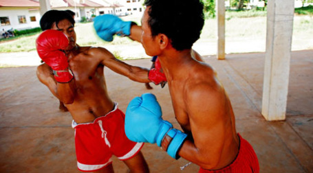 Бокс. Фото: lecercle/flickr.com