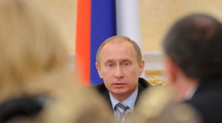 Владимир Путин. Фото: ИТАР-ТАСС