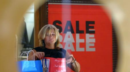 Одежда любимых марок в кризис стала труднодоступной. Фото: ИТАР-ТАСС