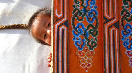 Монгольский ребенок. Фото: chenyingphoto/flickr.com