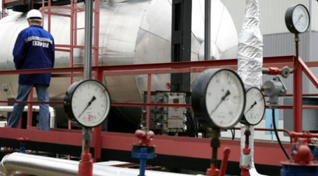 Цены на экспортный газ достигнут минимальных значений. Фото: ИТАР-ТАСС