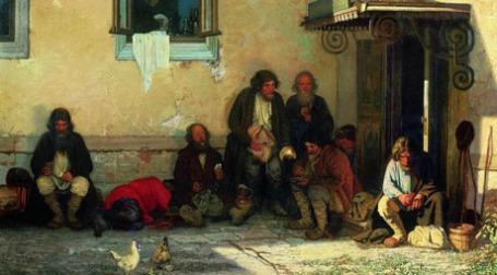 Картина Григория Мясоедова