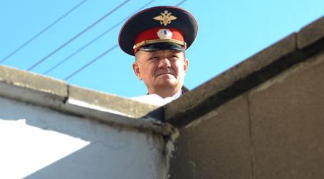 Милиционер. Фото: Митя Алешковский/BFM.ru