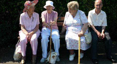 Пенсионеры. Фото: catherine-smith/flickr.com