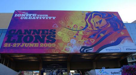 «Каннские львы» 2009 ознаменовались очередным скандалом. Фото: damien and marie/flickr.com