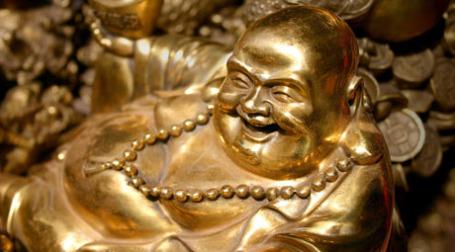 Статуя Будды. Фото: Tod Polson/flickr.com